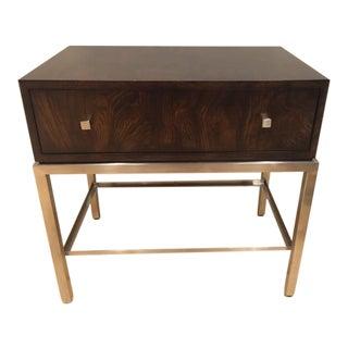 Ethan Allen Art Deco Side Table