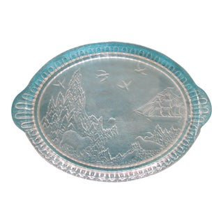 Eapg Polar Bear Birds Tray