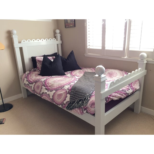 """Maine Cottage """"Lizzie"""" Fairytale Twin Bedframe - Image 10 of 10"""