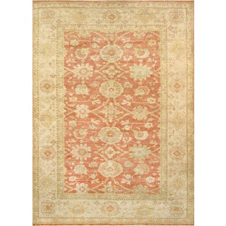 Pasargad Sultanabad Collection Rug - 4' X 6'