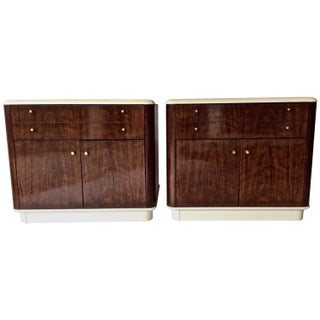 Mid-Century Drexel Nightstands - A Pair