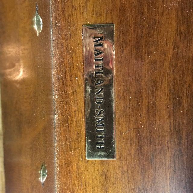 Maitland Smith Ornate French Style Desk & Vanity - Image 4 of 5