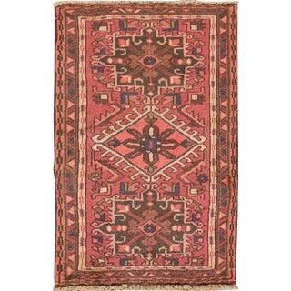 "Apadana - Vintage Persian Heriz Rug, 2'1"" x 3'3"""