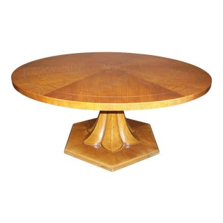 Vintage Henredon Round Coffee Table