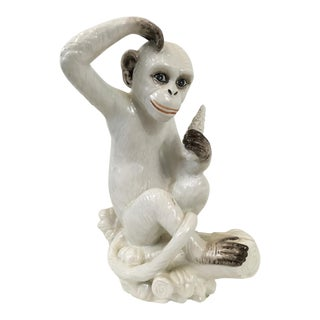 1960s Italian Monkey Figurine