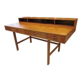Peter Lovig Nielsen Danish Modern Teak Desk