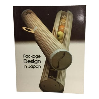 Package Design in Japan, Softcover Book