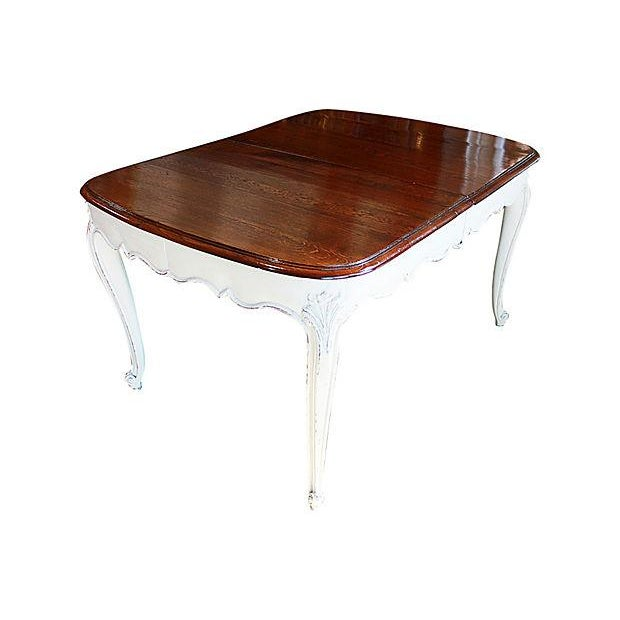 19th-C. French Dining Table - Image 1 of 7