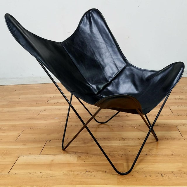 Hardoy Mid-Century Butterfly Chair - Image 3 of 4