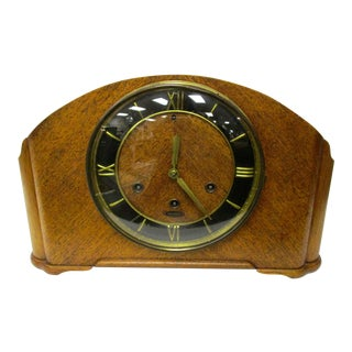 Seth Thomas Art Deco Mantel Clock
