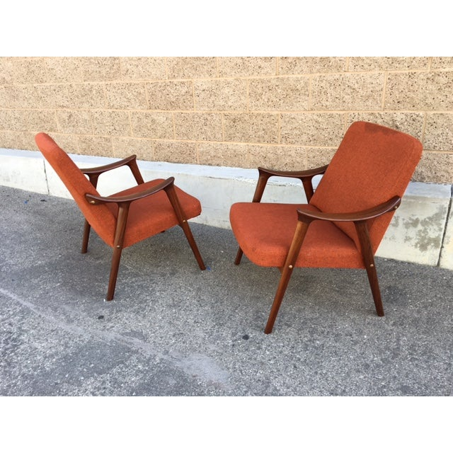 Danish Mid-Century Chairs by Igmar Relling - Pair - Image 3 of 5