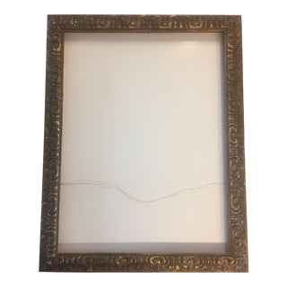 Gold French Ornate Carved Frame