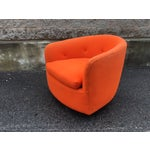 Image of Single Tilt Lounge Chair by Milo Baughman
