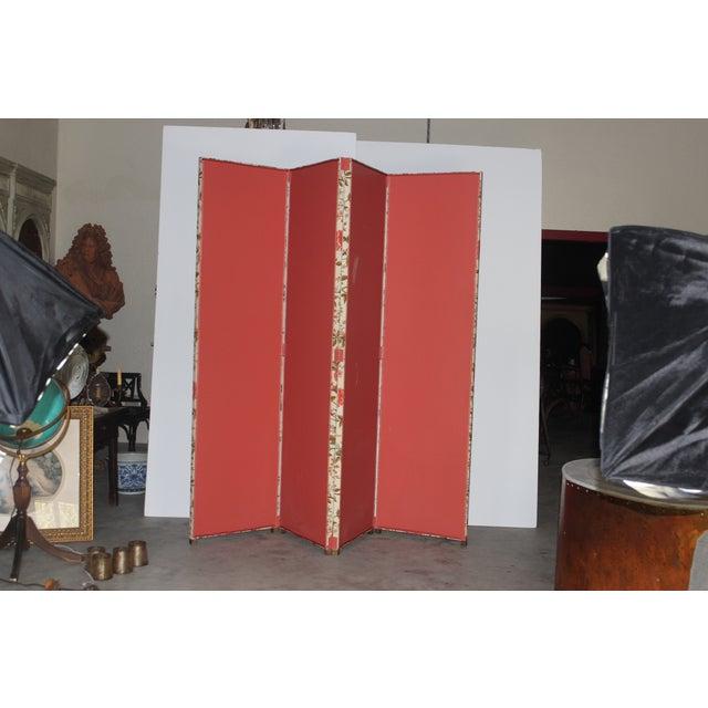 Image of 4 Panel Room Divider