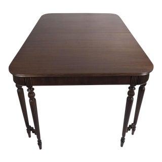 1920s Vintage Restored Art Deco Table
