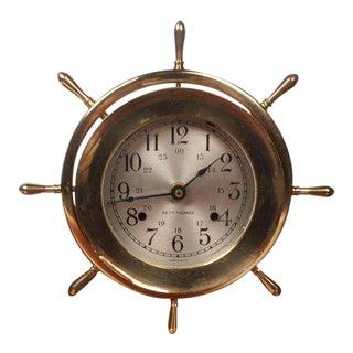 Wonderful Mid-Century Modern Seth Thomas Mantle or Shelf Clock