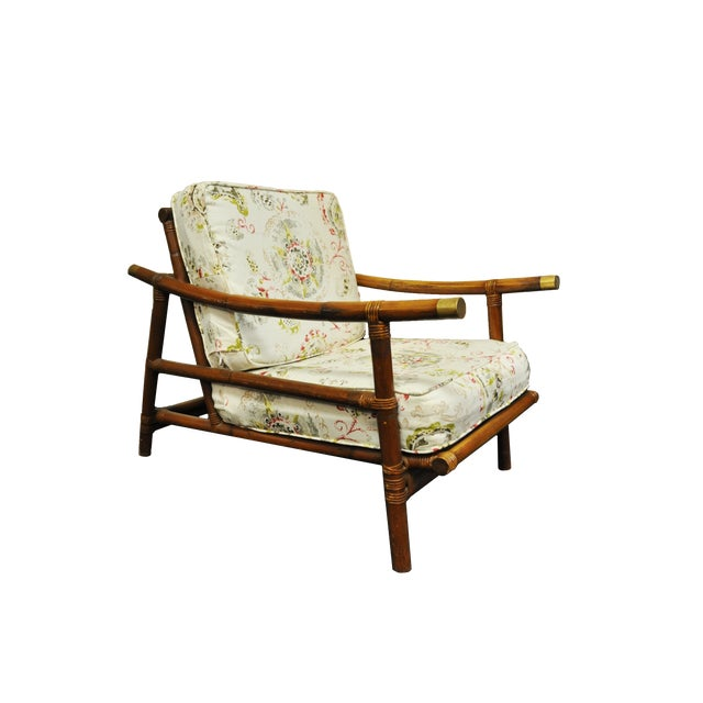Ficks Reed Style Lounge Chair - Image 2 of 5