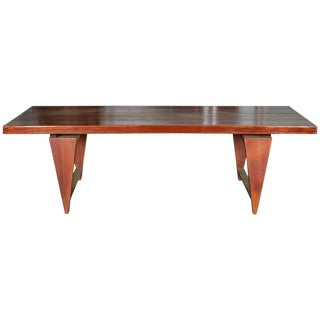 Illum Wikkelso Solid Teak Coffee Table