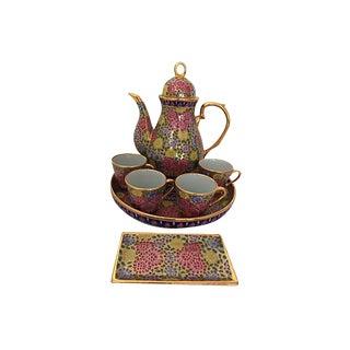Vintage Asian Tea Set