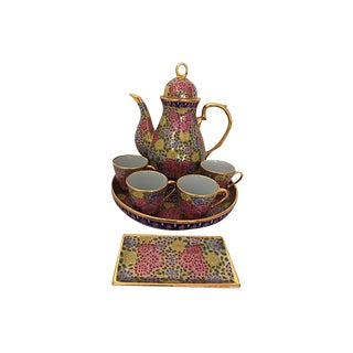 Vintage Asian Tea Set