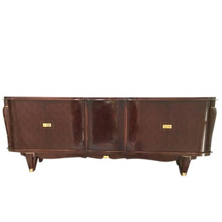 French Five-Door Deco Buffet
