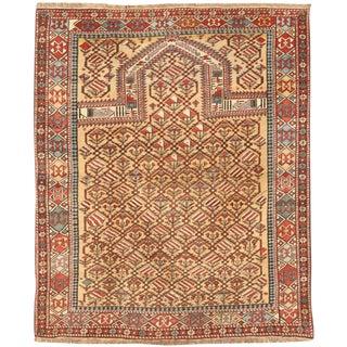 Antique 19th Century Caucasian Mirasali Rug