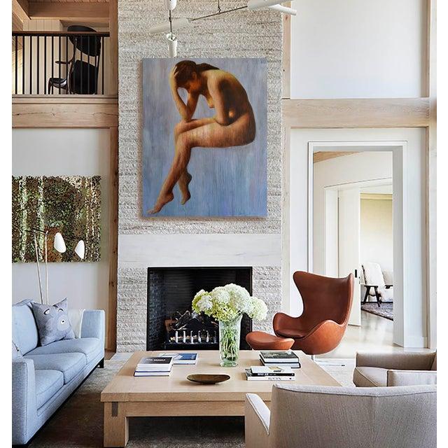 'Duo Milia Annorum Seu Instar Puncti' Painting - Image 3 of 10