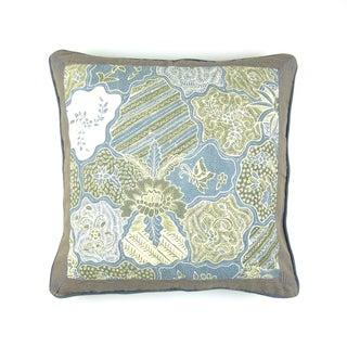 Tengah Batik Tulis Pillow