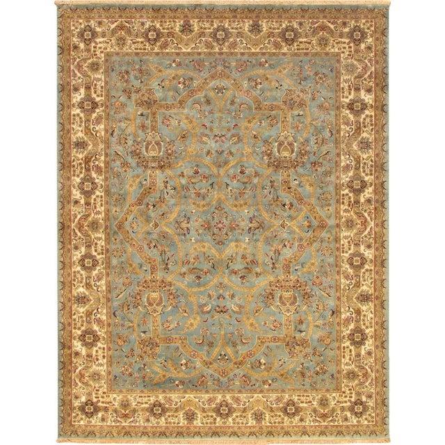 Tabriz Collection Traditional Rug - 6'x9' - Image 1 of 1
