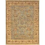 Image of Tabriz Collection Traditional Rug - 6'x9'