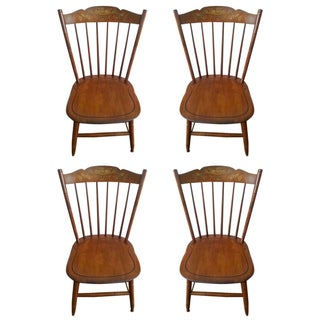 Hitchcock Chairs - Set of 4