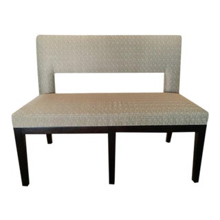 Christian Liaigre at Holly Hunt Upholstered Bench