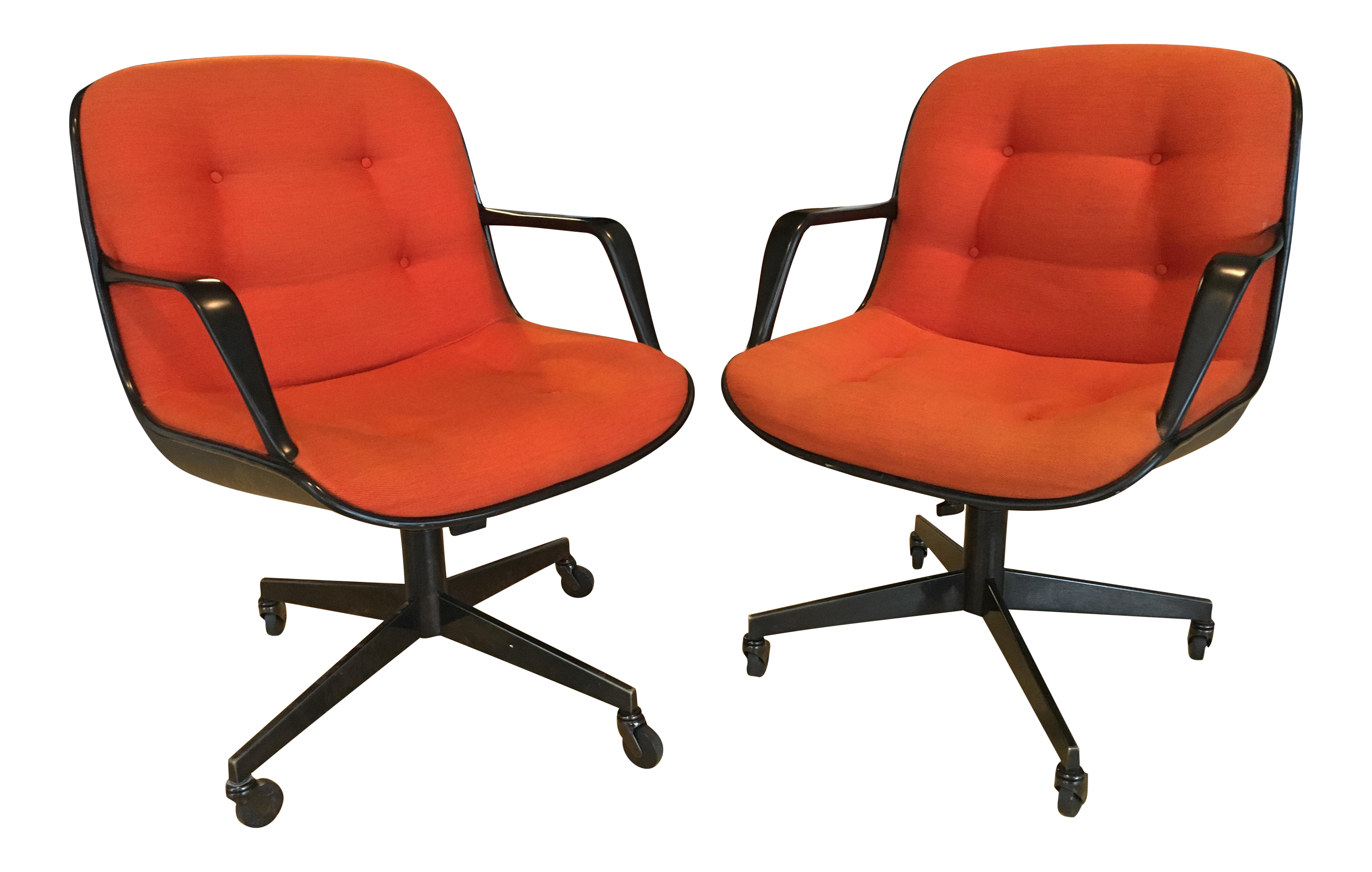 vintage & used steelcase office chairs | chairish