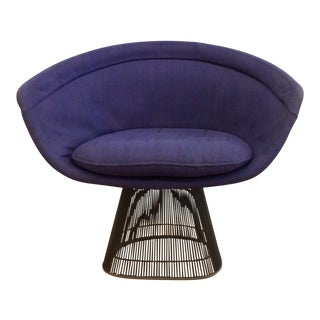Warren Platner Mid-Century Lounge Chair