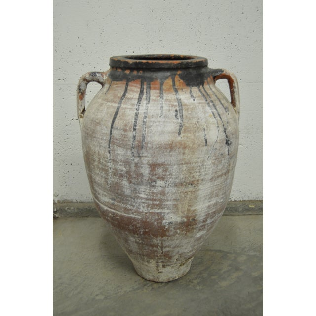 Amphora Greek Antique Pottery - Image 3 of 4