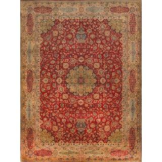 """Pasargad Agra Wool Rug - 9' 1"""" X 12' 2"""""""
