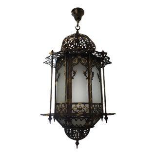 Moroccan Hanging Pendant Light Fixture