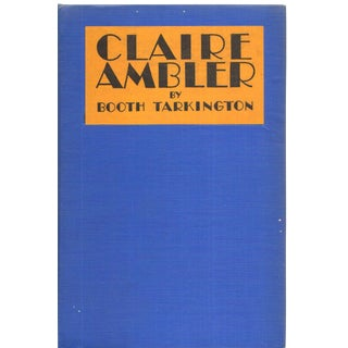 """Claire Ambler"" 1928 Book"