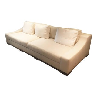 Christian Liaigre Vauban Off-White Sofa