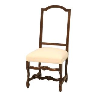 French Os De Mouton Side Chairs - Set of 6