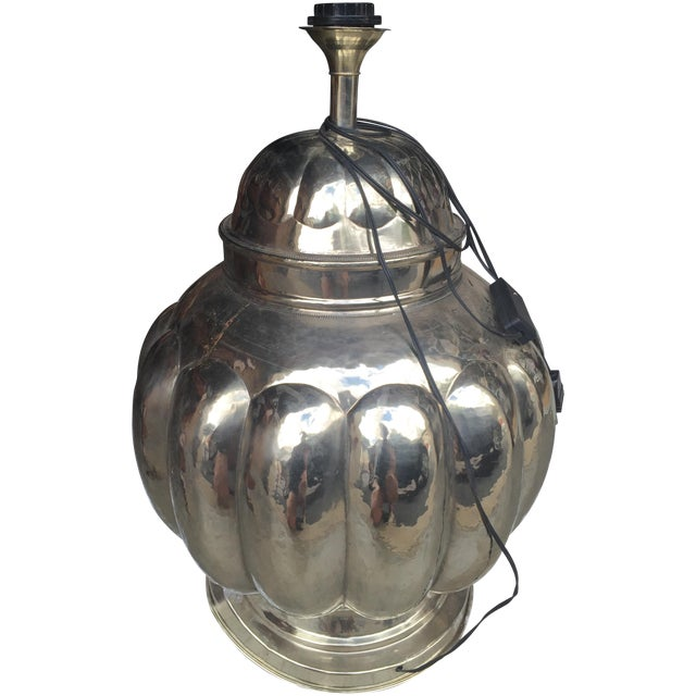 Moroccan Table Lamps - A Pair - Image 1 of 3