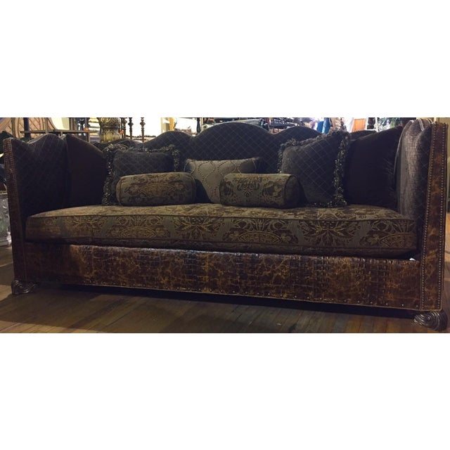 Custom Paul Robert Sofa - Image 2 of 7