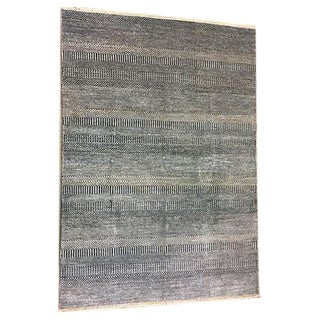 Contemporary Rug From Pakistan - 5′ × 7′2″