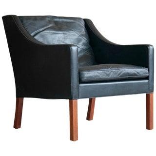 Borge Mogensen for Fredericia Model 2207 Lounge Chair