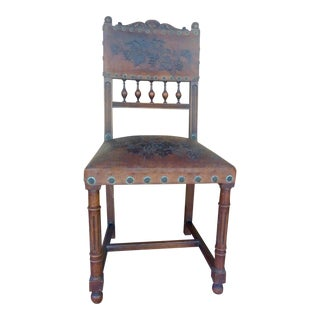 19th-Century French Renaissance Chair