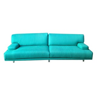 Dellarobbia Sofa Covered in Knoll Fabric