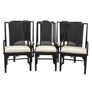 Ming Style Dining Chairs - Set of 6