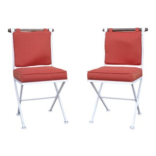 Cleo Baldon Mid-Century Side Chairs - A Pair
