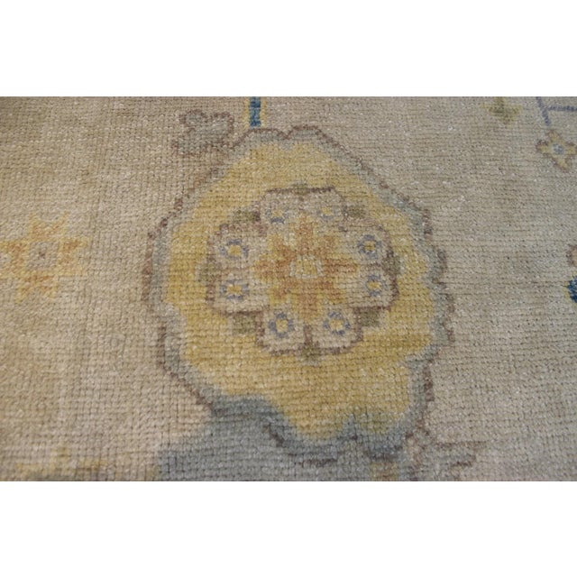 Turkish Anatolia Oushak Area Rug - 10' X 14' - Image 6 of 9