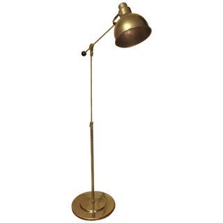 Bretford Industrial Floor Lamp